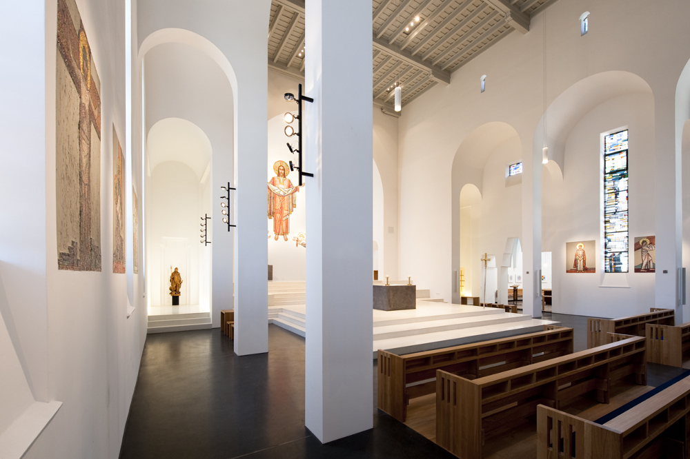 Kirche St. Georg Kirchen Projekte