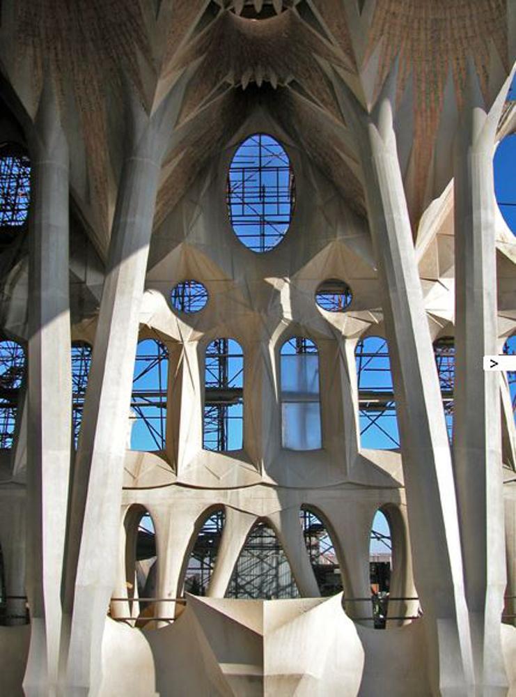 Sagrada Familia Hersteller