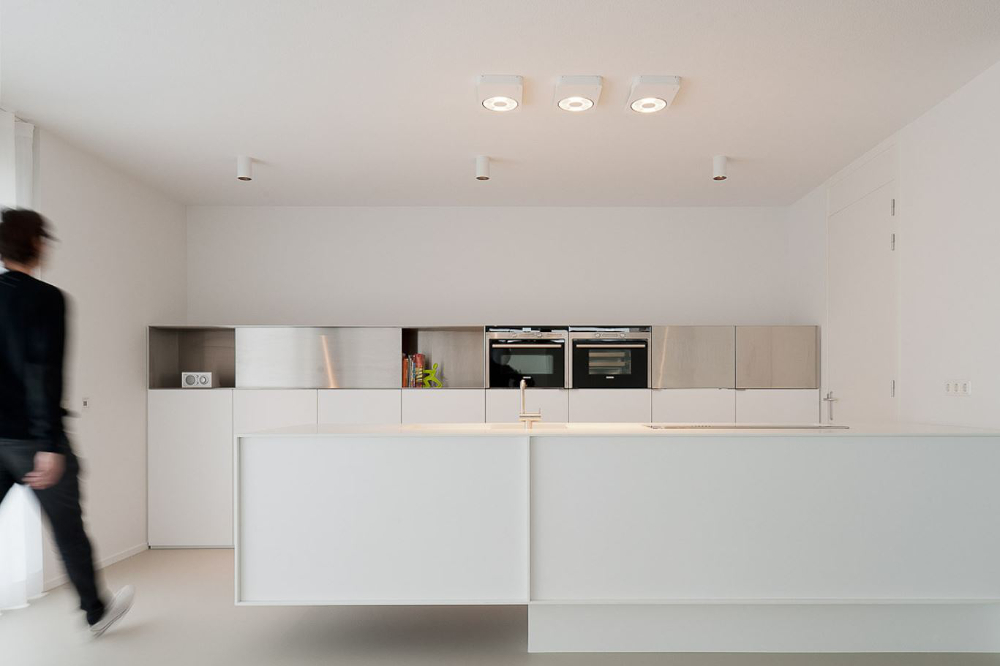 Leuchte Spock von Modular Lighting Instruments als Küchenbeleuchtung