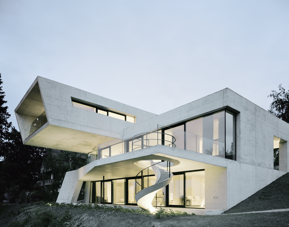 Haus am Untersee Projekte