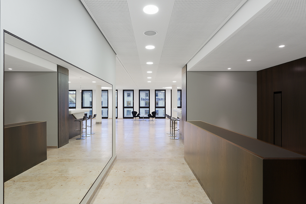 Heilbronner Bankhaus Vorstandsetage