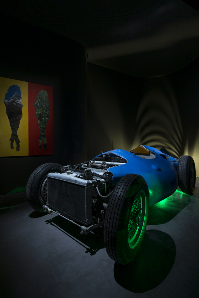 Museum Art & Cars Singen Beleuchtung Ausstellung