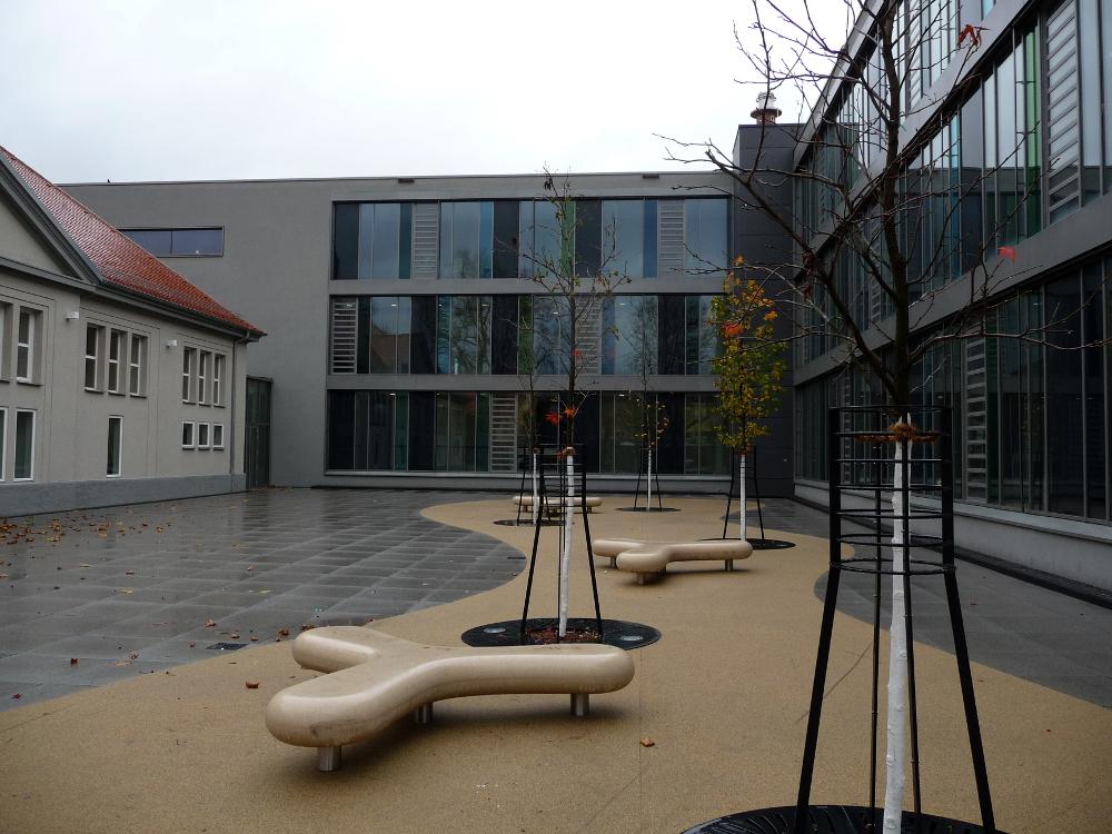 Friedrich-Schiller-Gymnasium Ludwigsburg Escofet Boomerang