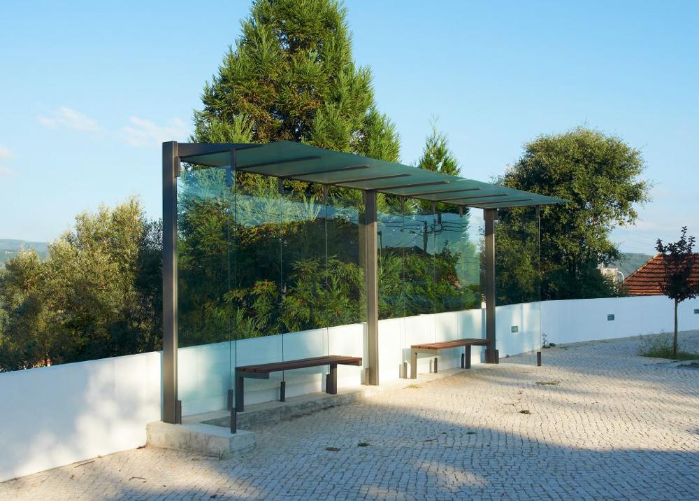 Bushaltestelle von Larus in Deutschland erhältlich bei Trieschmann GmbH Rutesheim