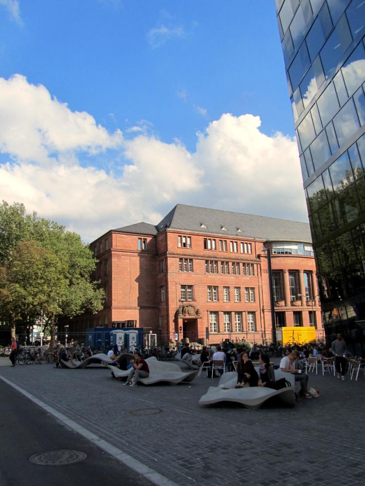 Lungo Mare Universitätsbibliothek Freiburg Escofet Deutschland