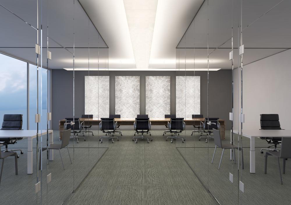 ArchilumO lightwall repräsentative LED Lichtwand im eigenen Design bedruckt oder gelasert