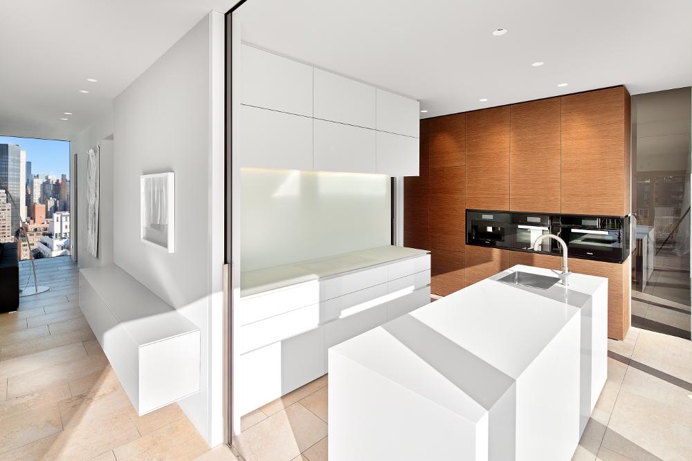 Küchen- und Wandbeleuchtung mit Downlights